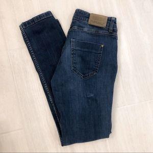Zara Midrise Skinny Jeans Size 8